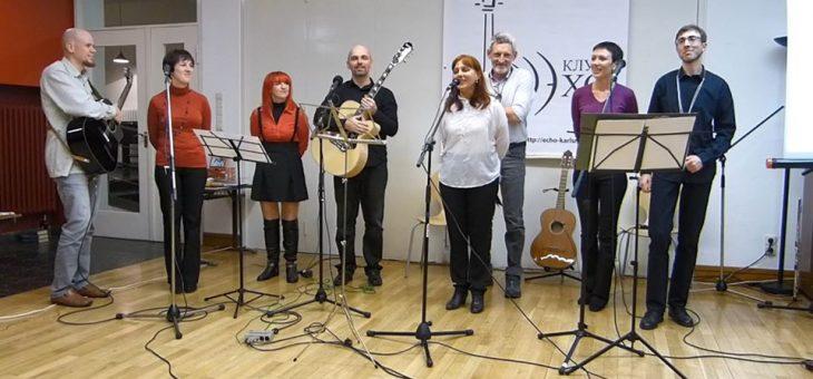 Концерт по песням Сергея и Татьяны Никитиных в Аугсбурге